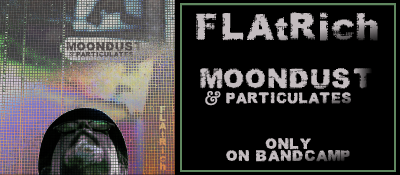 Moondust & Particulates! Now available exclusively on Bandcamp!